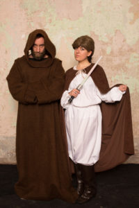 Obi Wan Kenobi Luke skywalker 200x300 - Obi_Wan Kenobi & Luke skywalker