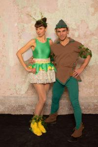 Peter Pan Trilly 200x300 - Peter Pan & Trilly