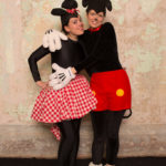 Topolino Minnie 150x150 - A.A.A. Cercasi Figuranti Per evento in Costume a Tema Food Week