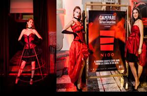 campari red passion7 - Moda,TV e Pubblicità