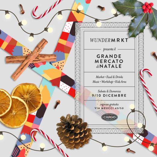 wunder natale 520x520 - Wunder Mrkt ◦ Il Grande Mercato di Natale