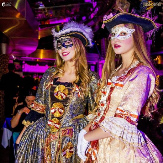 27972396 2102532809771774 1585069806381563413 n 520x520 - Carnival Party al Just Cavalli Milano