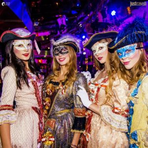 28277221 2102534026438319 3032622407872257427 n 300x300 - Carnival Party al Just Cavalli Milano by La Lory Costumi
