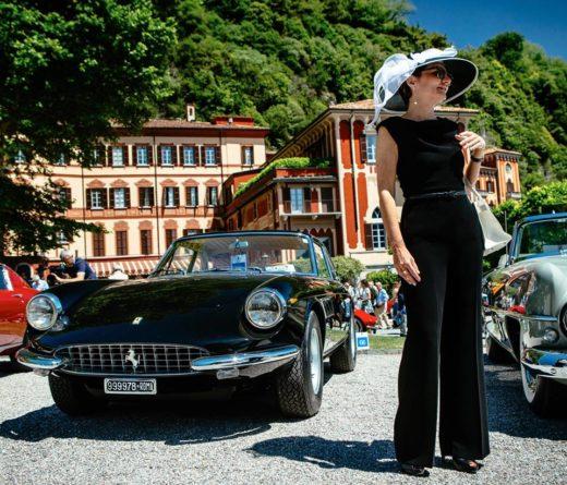 28277402 1682218728505264 2254153536535545969 n 520x445 - La Lory al Concorso Dell'Eleganza di Villa d'Este