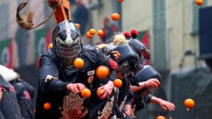 IVREA 300x169 - I Carnevali più famosi d'Italia