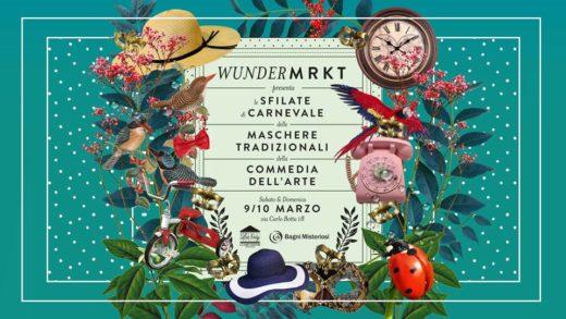 Wunder Market 520x293 - Sfilate di Carnevale delle maschere tradizionali
