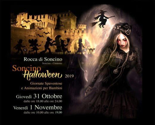 71704885 136552064359828 6309292797316825088 n 520x419 - 01 Novembre: Promozione Speciale per Soncino Halloween!!