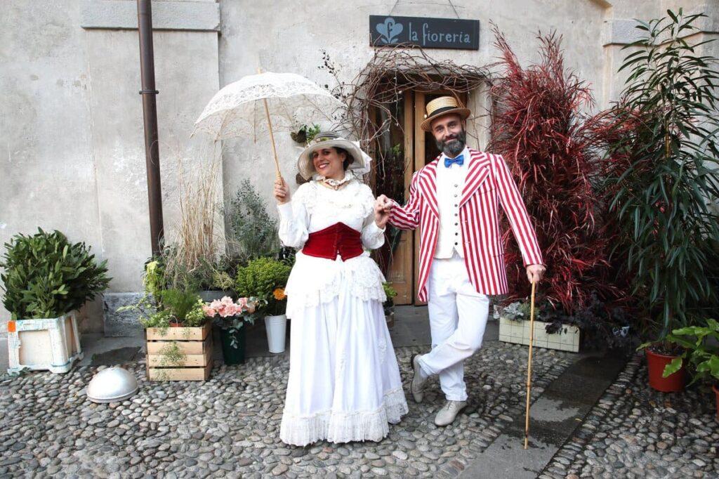 delia in costume 1200x800 1 1024x682 - Salviamo i costumi teatrali de La Lory Costumi!