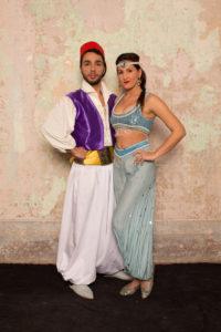 Alladin Jasmine 200x300 - Alladin & Jasmine