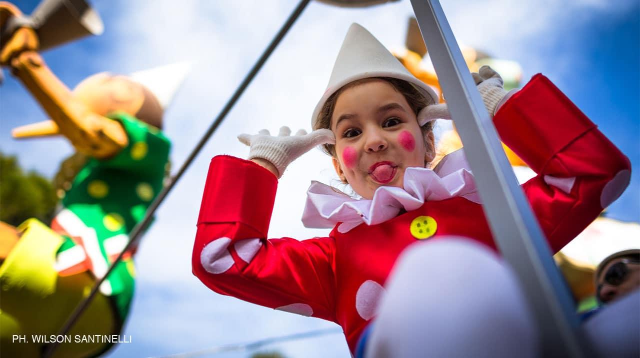 FANO - I Carnevali più famosi d'Italia