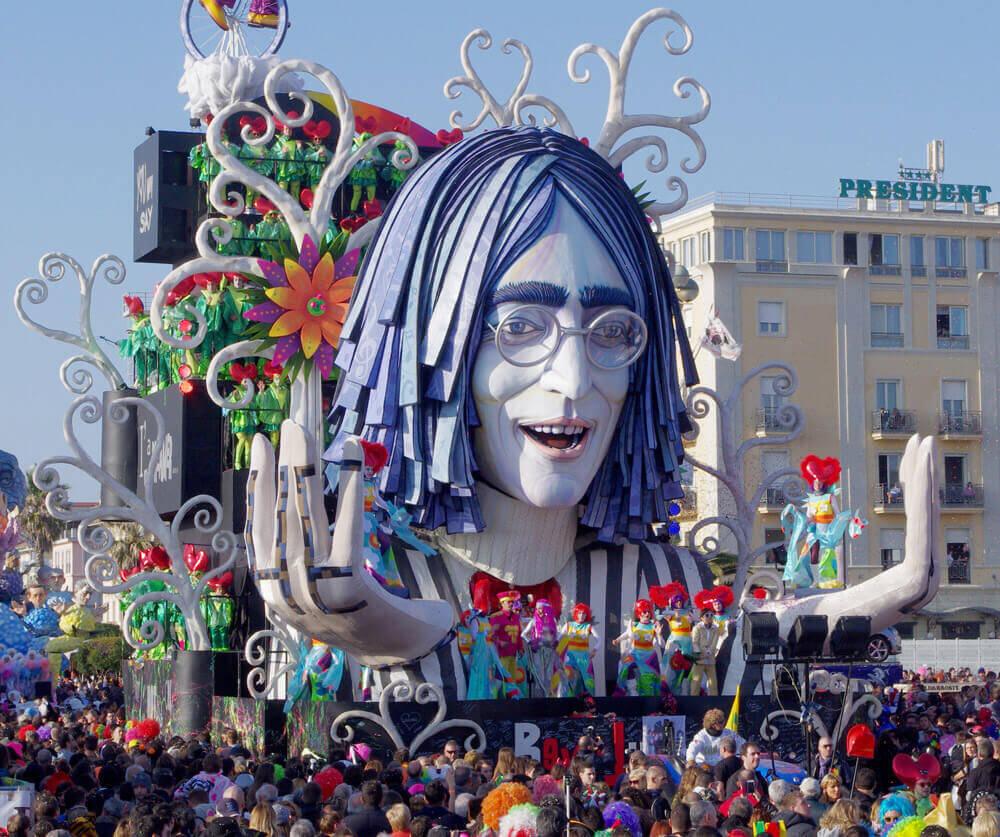 carnevale di viareggio - Carnevale di Viareggio 2019