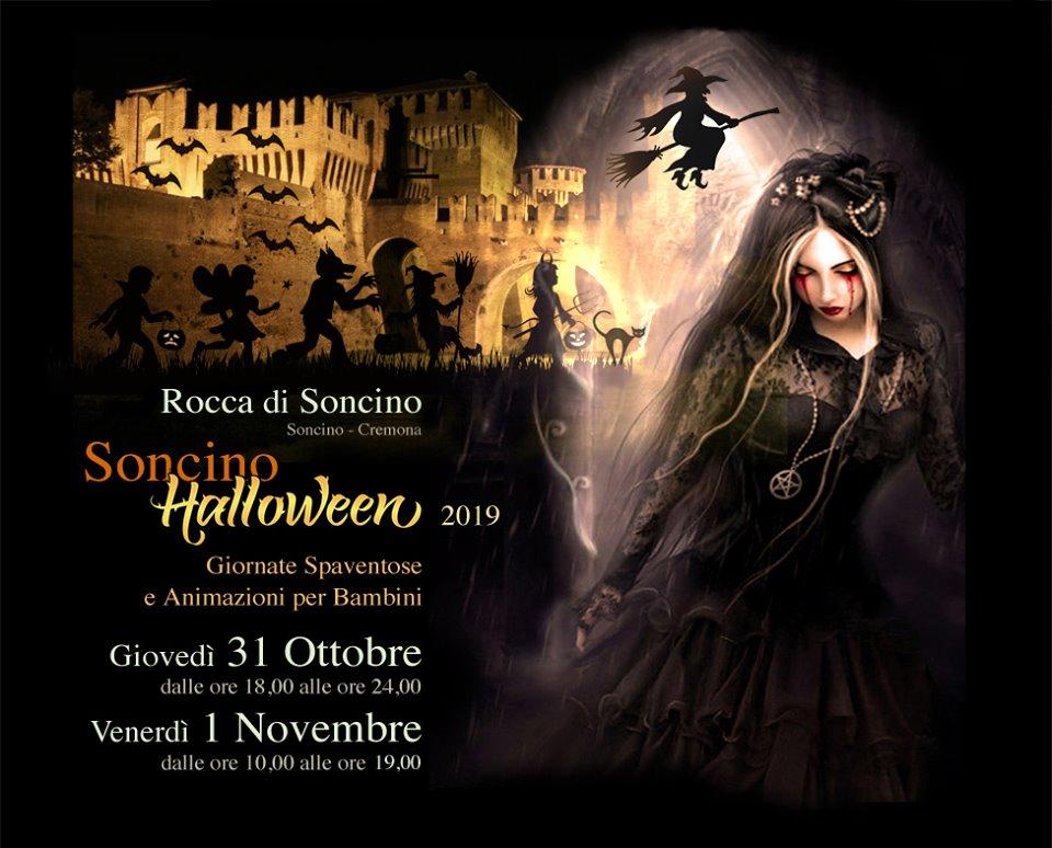 71704885 136552064359828 6309292797316825088 n - 01 Novembre: Promozione Speciale per Soncino Halloween!!